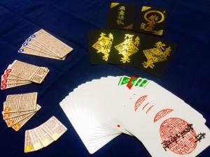 御朱印カード製作02