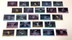 心霊スポットカード