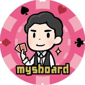 ミスボドポーカー画像