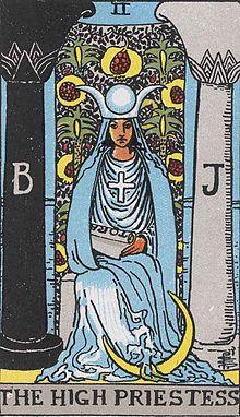 220px-RWS_Tarot_02_High_Priestess
