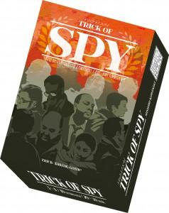 「トリックオブスパイ」ボックスイメージ