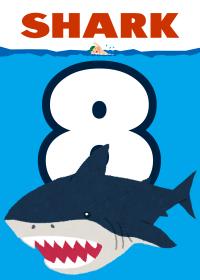 サメカード8