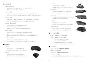 『シュラスコ!』Ver1.1取り扱い説明書p7-8