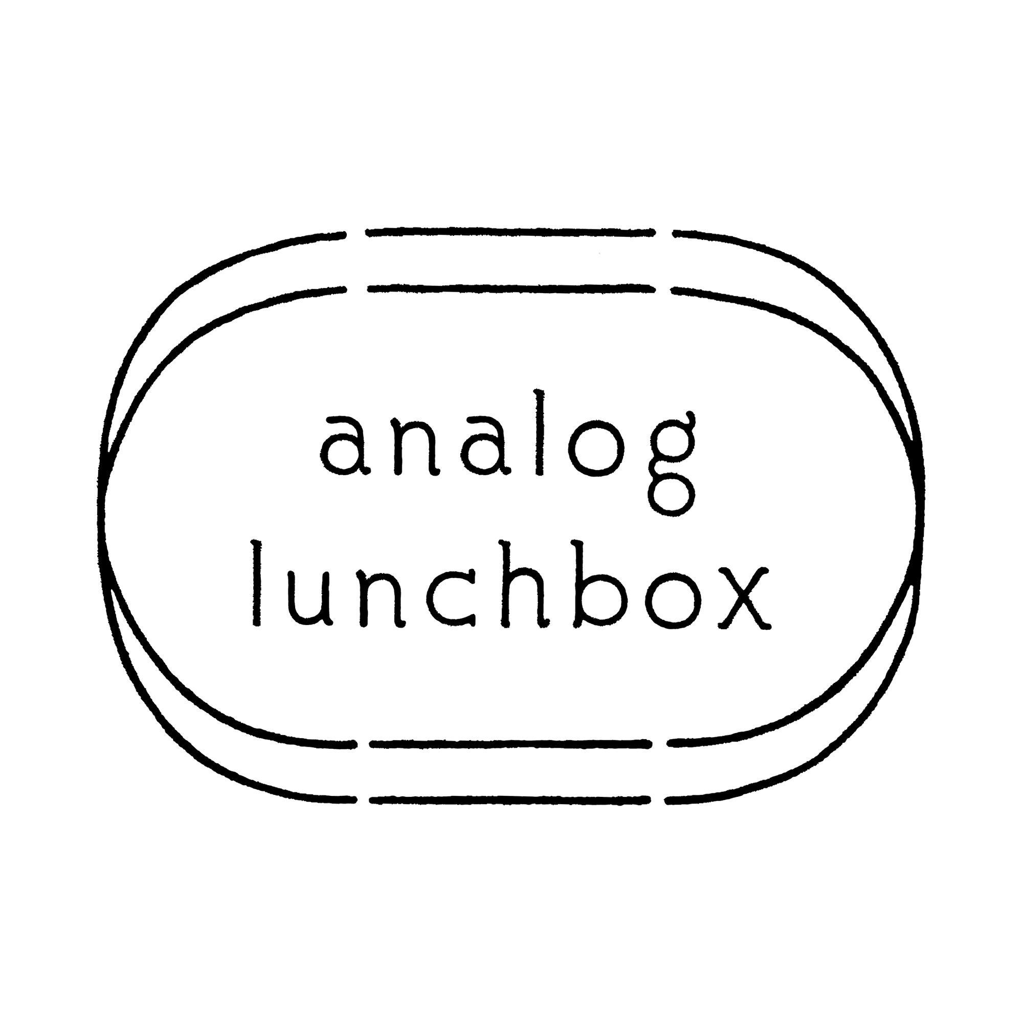 アナログランチボックス画像