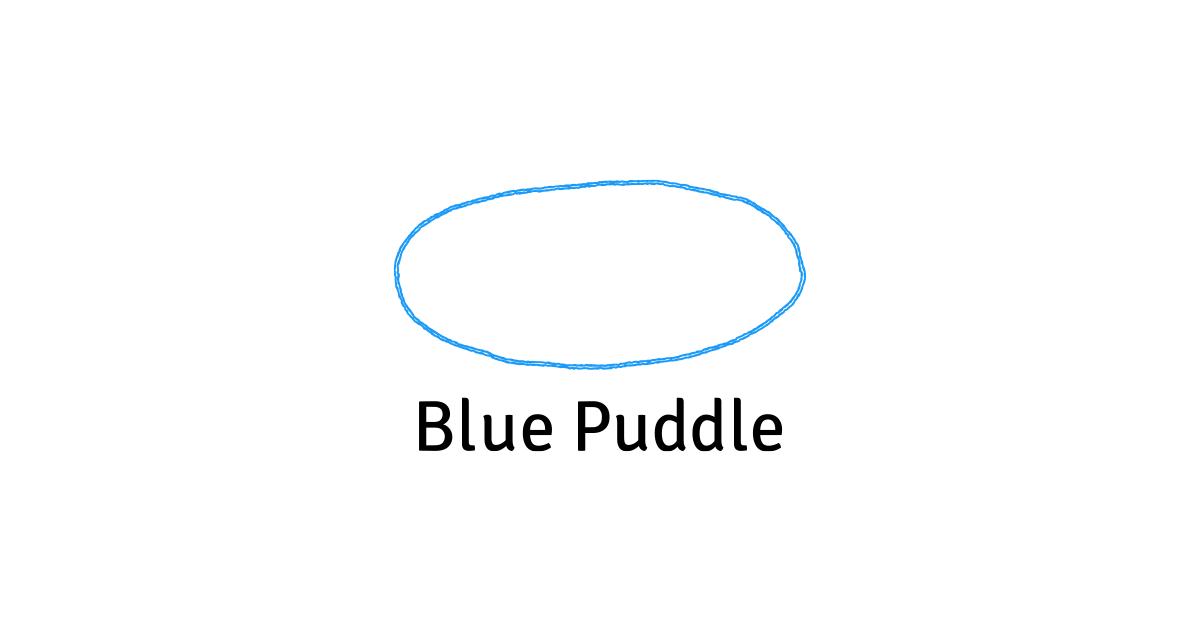 ブルーパドル画像