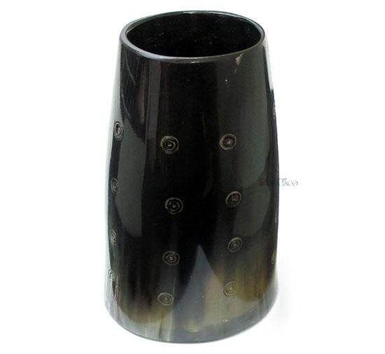 牛の角ダイスカップ サイコロ