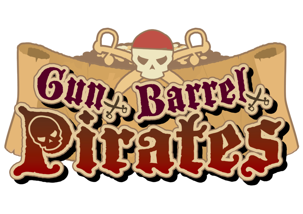 Gun × Barrel × Pirates タイトル