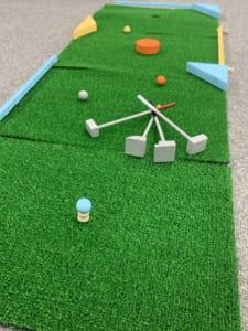 ツクエdeゴルフ決定版全体