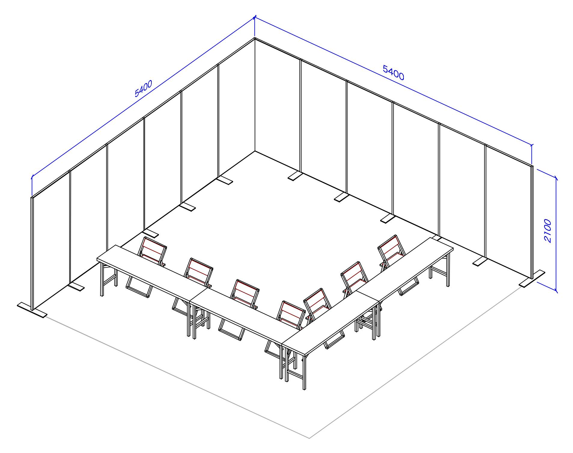 D1 販売スペース4 試遊スペース0