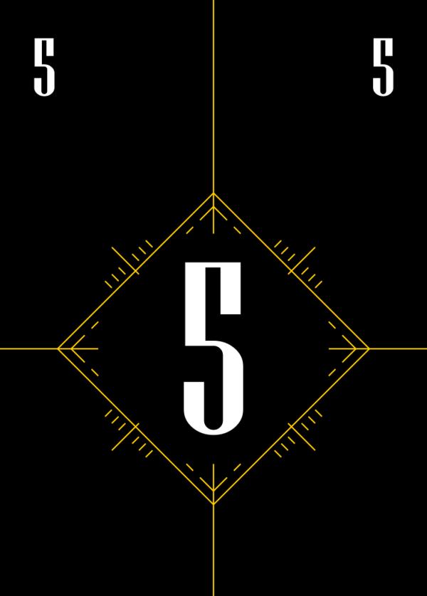 ランクカード:5