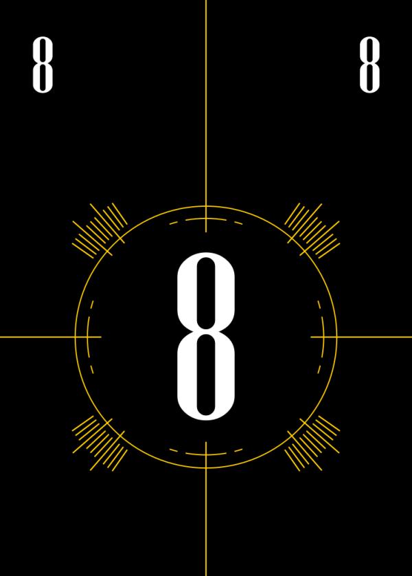 ランクカード:8