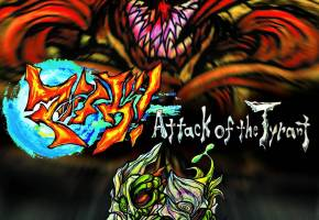 [マッシヴ!Attack of the Tyrant]
