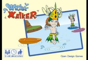 [Water Walker (ウォーターウォーカー)《English rules available》]