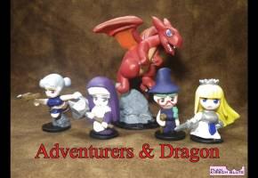 [Adventurers&Dragon]