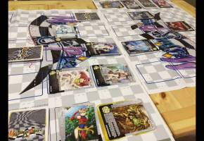 [一次創作デッキ構築型カードゲーム【ミッシングピース】]