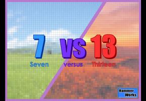 [7 vs 13 (セブン バーサス サーティーン)]