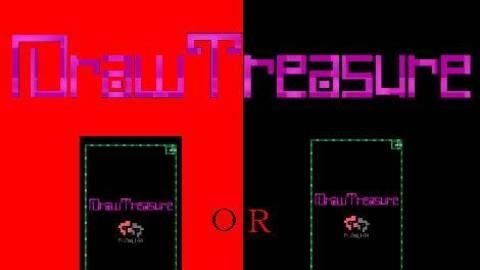 [戦略型ババ抜き系カードゲーム「DrawTreasure」]