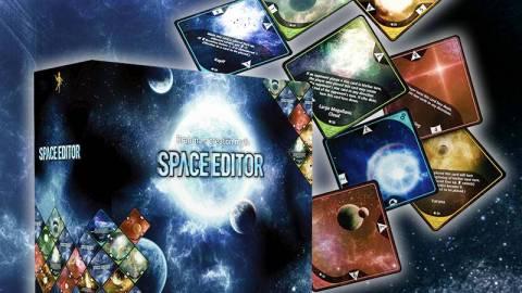 [『スペースエディター』SPACE EDITOR(日本語版)]