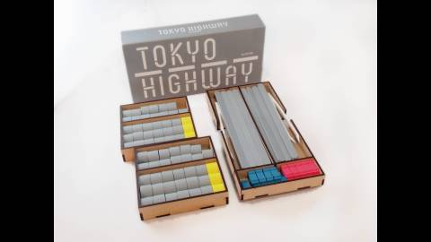 [TOKYO HIGHWAY Organizer - トーキョー ハイウェイ オーガナイザー -]