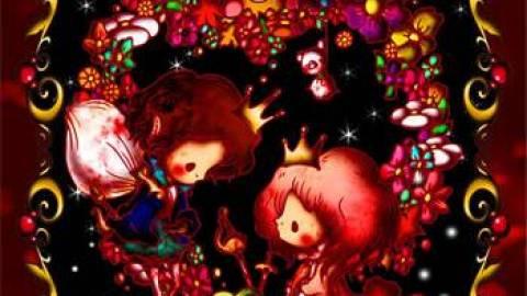 [童話タロットフルデッキ「Story's~Fairy Taling~」]