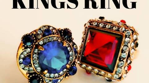 [■ KINGS RING  /  Glory's Works ■]