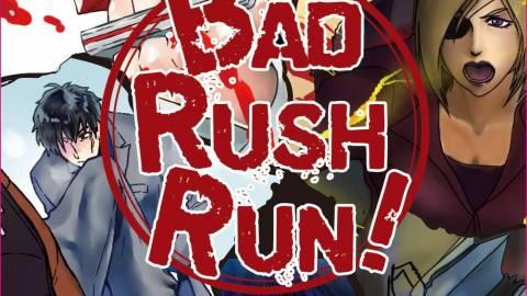 [血界戦線同人カードゲーム【BAD RUSH RUN!】]