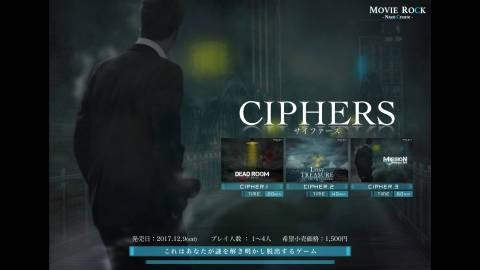 [CIPHERS]