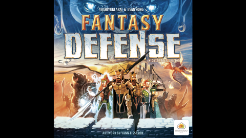 [[C10 Mandoo Games] Fantasy Defense ファンタジーディフェンス]
