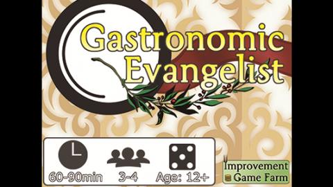 [Gastronomic Evangelist]