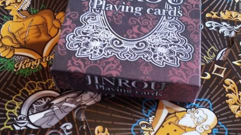 [【新作】JINROU-playing card-]
