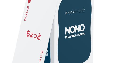 [NONO Playing Cards - ノノ トランプ]
