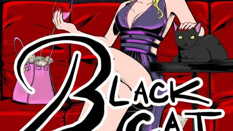 [BLACK CAT]