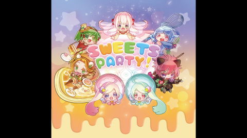 [SWEETS PARTY!]