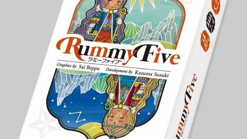 [ラミーファイブ | Rummy Five]