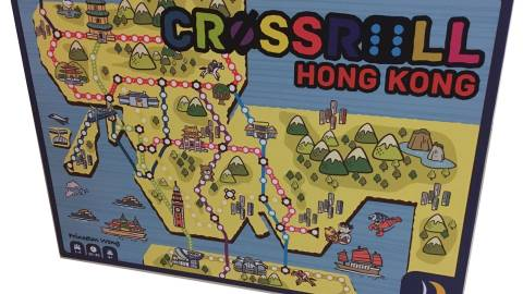 [クロスロール香港 Crossroll Hong Kong (ダイストレー付き)]