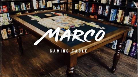 [ゲーミングテーブル『MARCO』]