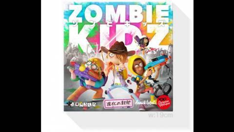 [ゾンビキッズ:進化の封印 / Zombie Kidz Evolution]