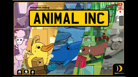 [ANIMAL INC]
