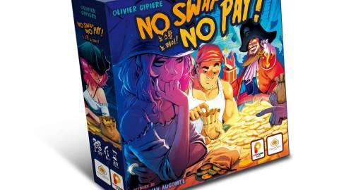 [[イ17 Mandoo Games] No Swap No Pay! ノースワップノーペイ!]