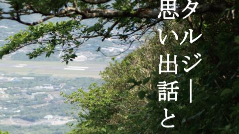 [2019年秋・新作『ノスタルジー ~思い出話と共に~』]