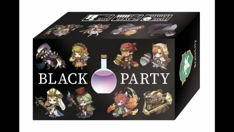 [【BlackParty】シフトを書き換え自分だけのパーティーを作ろう!]