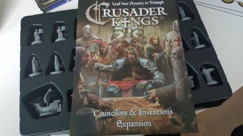 [Crusader Kings: Councilors and Inventions Expansion]