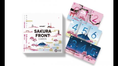 [SAKURA FRONT CARDS(サクラフロント・カード)]