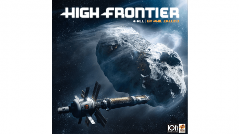[High Frontier 4 All(基本セット)]