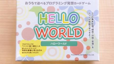 [HELLO WORLD]