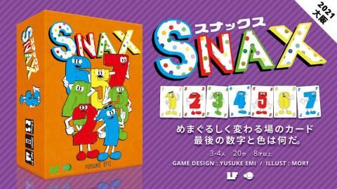 [【大阪 B06 新作】SNAX]