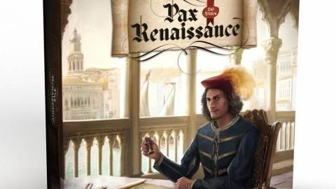 [Pax Renaissance 2版]