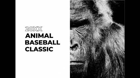 [Animal Baseball Classic]